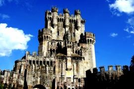 виды замка Бутрон