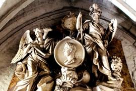 изваяние аббатства
