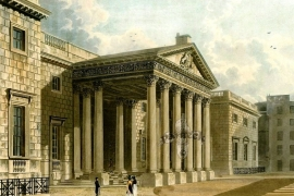 Carlton House, North Front