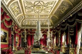 Crimson Drawing Room, Carlton House