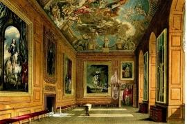 Queen's Presence Chamber, Windsor Castle