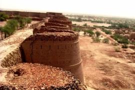 окрестности форта Деравар