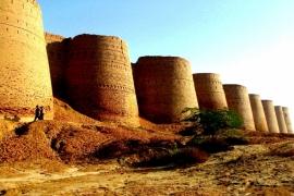 периметр форта Деравар