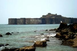 морской форт Джанджира