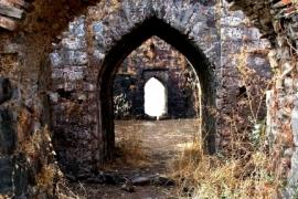 руины Джанджиры
