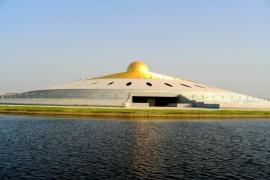 золотой диск Дхаммакая