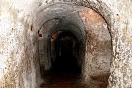 подземелье замка Кока