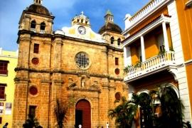 Картахена монастырь