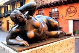 статуя в Картахене