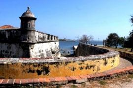 форт Картахены Сан=Фернандо