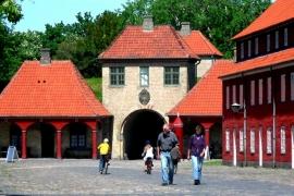 здания крепости Кастеллет