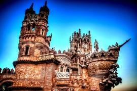 05бастионы замка Коломарес