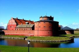 крепость Ландскруна