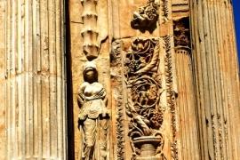 скульптуры Лептис Магна