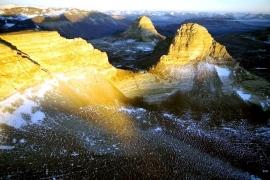 горы в Сухих долинах