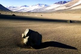 камни сухих долин