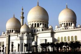 купола мечети Зайда