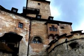 Бастион Оравского замка