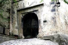 врата Оравского замка
