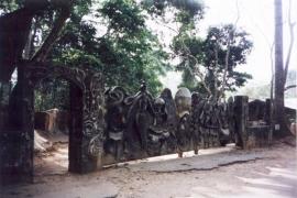 священный лес Осун-Ошогбо
