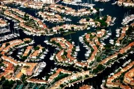 паутина каналов Порт-Гримо