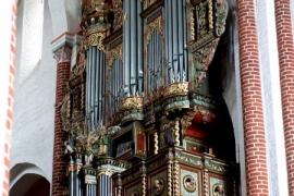 01украшения собора в Роскилле