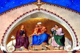 09фрески собора в Роскилле
