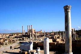 древности Сабраты