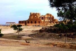 постройки Сабраты