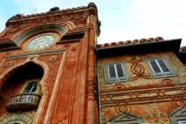 часовая башня Сакммеццано