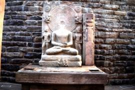03безголовый Будда
