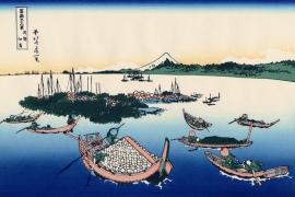 Остров Цукудадзима в Буё