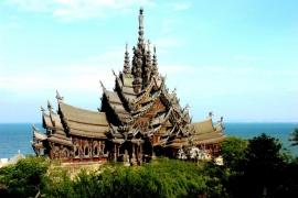 изящный храм Истины