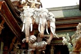 чудовища храма Истины