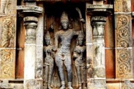 статуи Чидамбарама