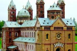 06панорама Шпейерского собора