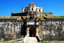 стены форта Да Граса