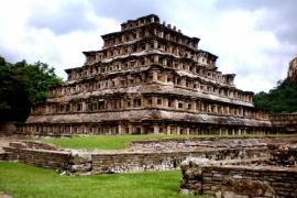 здания ацтеков