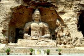 скульптуры Юньгана