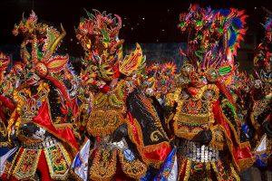 карнавальное фото