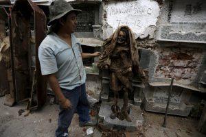 Скелет Гватемалы