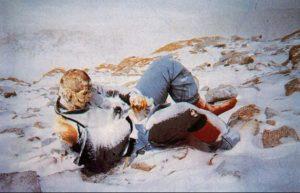 немецкая альпинистка