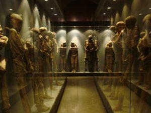 мумии Гуанахуато