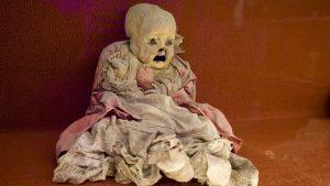 детская мумия