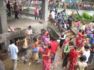 алтарь в индуистском храме