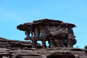 удивительные камни рораймы