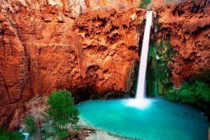 водопад Гранд-Каньона