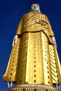 будда небоскреб
