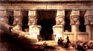 золотой храм баальбека