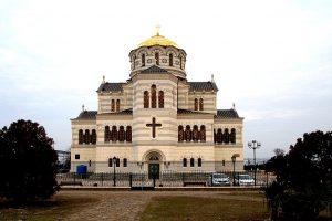 панорама владимирского собора